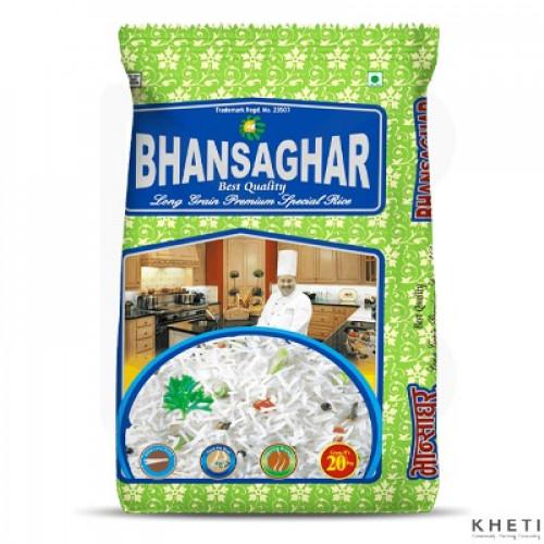 Bhansaghar Premium Long Grain Rice