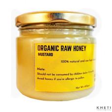 Raw Mustard Honey