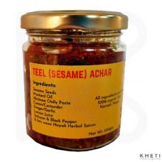 Sesame Pickles