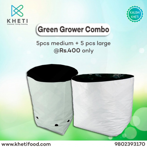 Green Grower Combo