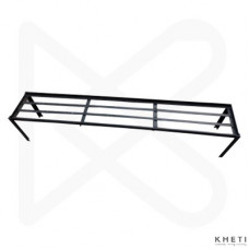Iron stand (single 5ft*1 ft 3 legs)