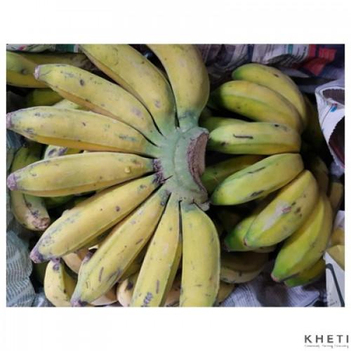 Banana (Nepali Malbhog)