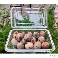 Quail Eggs (Battai ko Andaa)