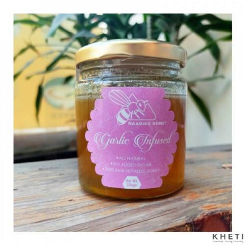 Naagiko Garlic Infused Honey