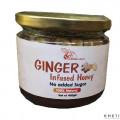 Naagiko Ginger Infused Honey (450 Gram)