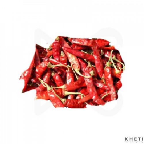 Chilli Dry (sukeko khursani)