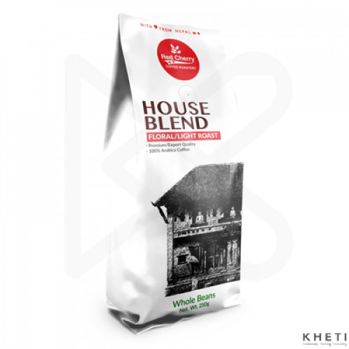 House Blend (Whole Beans)