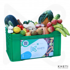 Kheti Veggies and Fruits box
